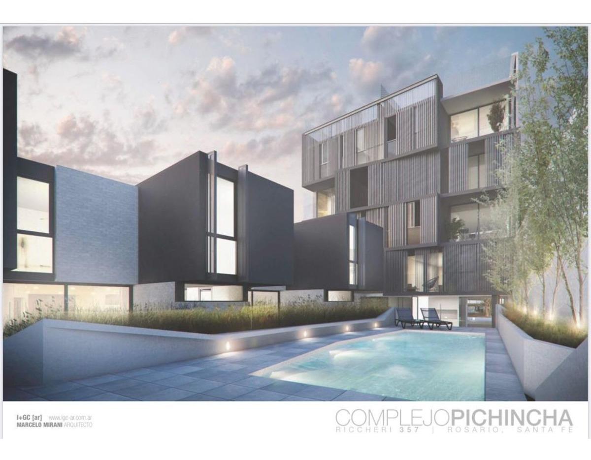 venta duplex 3 dormitorios complejo pichincha