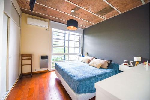 venta duplex con terraza y quincho palermo