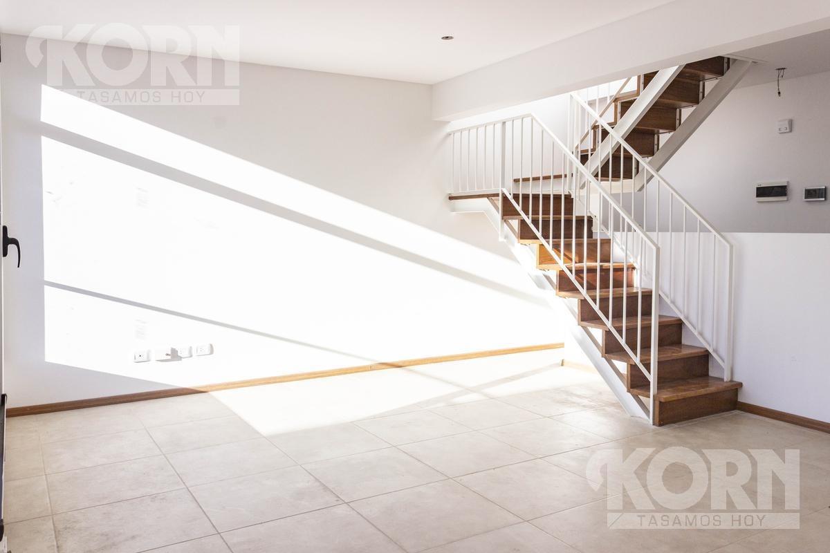 venta duplex de 2 ambientes divisible con terraza con parrilla - a estrenar en villa urquiza