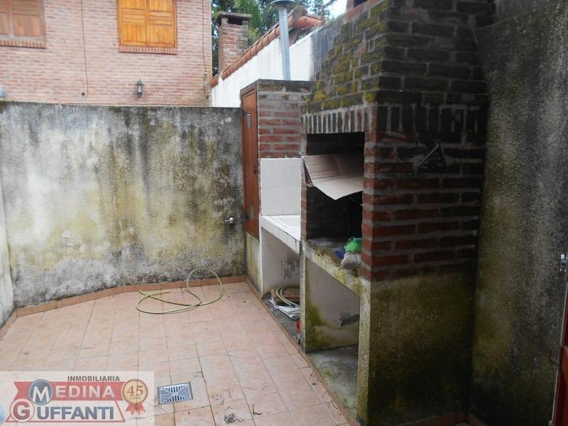 venta dúplex de 3 ambientes en san bernardo