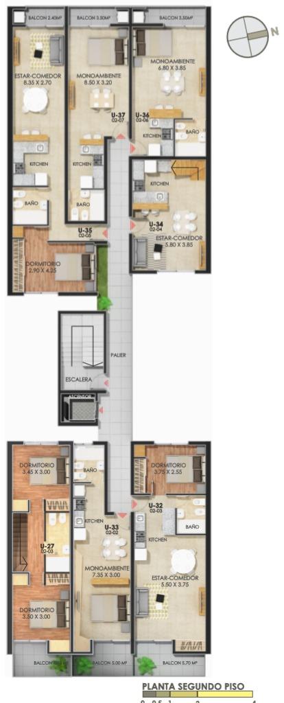 venta duplex dos dormitorios veramujica 1200 diciembre 2019