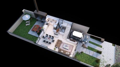 venta duplex en barrio manantiales 2