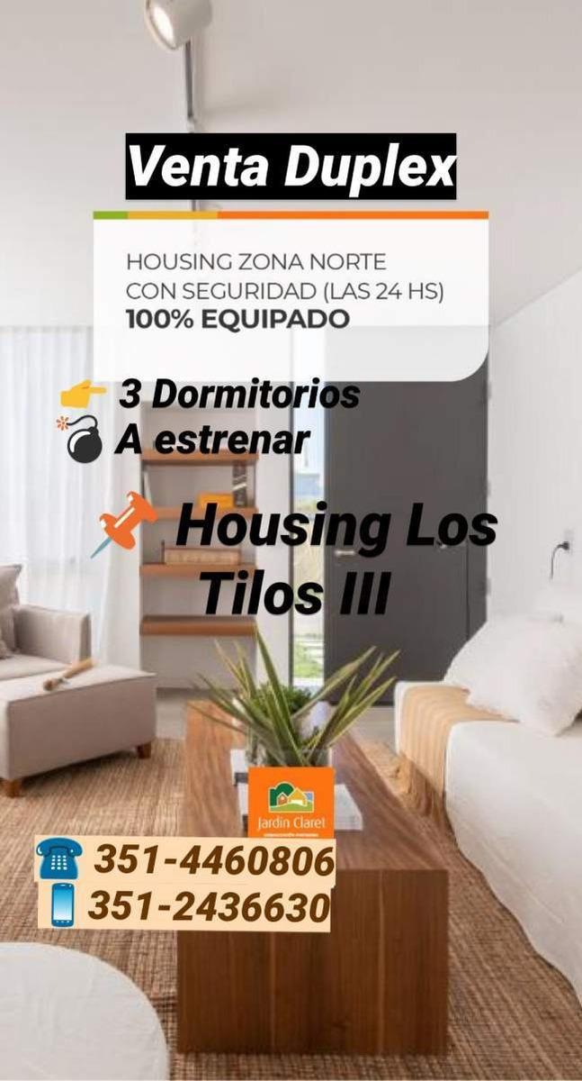venta duplex en housing los tilos iii, jardin claret, los extremeños