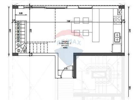 venta duplex en pozo 5 entre 41 y diagonal 74