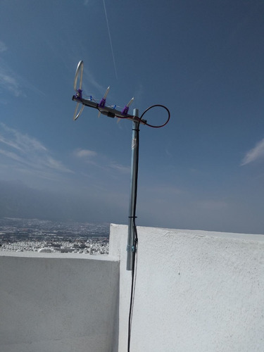 venta e instalacion de antena aérea para tv hd