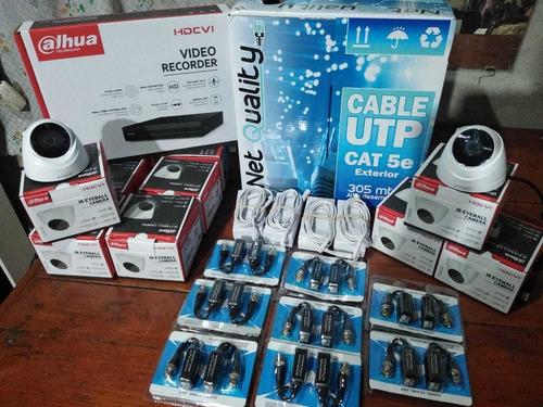venta e instalación de cámaras y alarmas