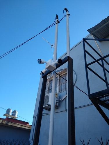 venta e instalación de camaras,alarmas y concertinas