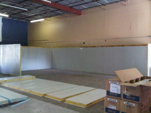 venta e instalacion de cavas cuartos difusores y unidades