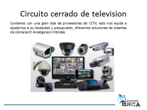 venta e instalación de cctv, cerco eléctrico, alarmas.