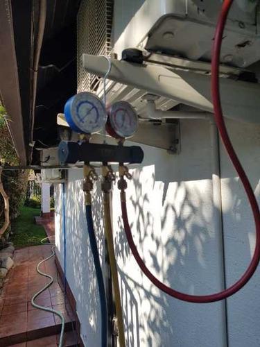 venta e instalacion de equipos de aire acondicionado.