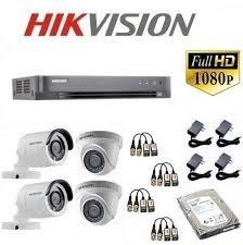 venta e instalación de equipos de video vigilancia