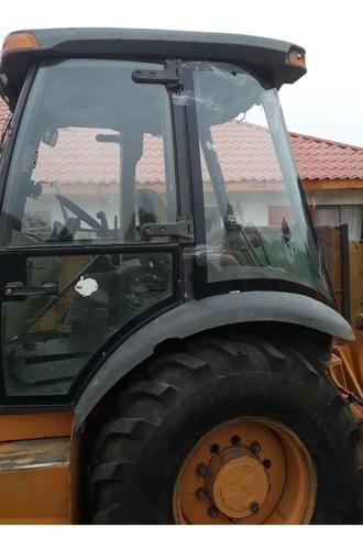venta e instalación de parabrisas para maquinaria pesada