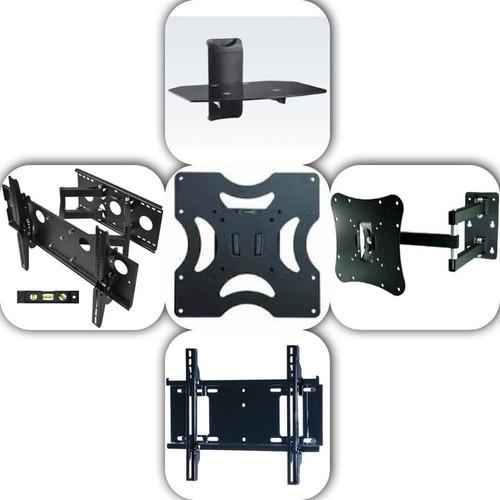 venta e instalación de soportes para tv,instalaciones hogar.