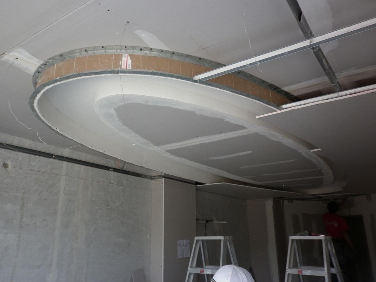 Venta e instalacion de tablaroca durock muros y plafones for Plafones de pared para escaleras