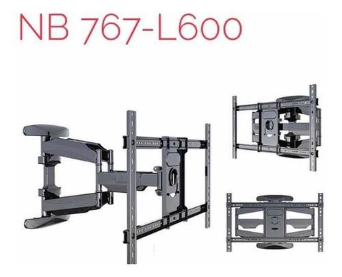 venta e instalación soportes tv, marca nb