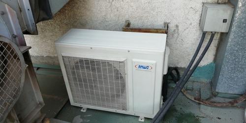 venta e instalación y manutención de aires acondicionados