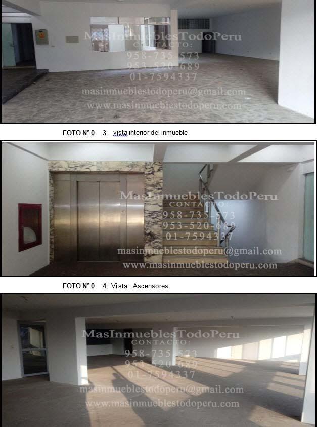venta edificio 10 pisos en lima / estado habitable