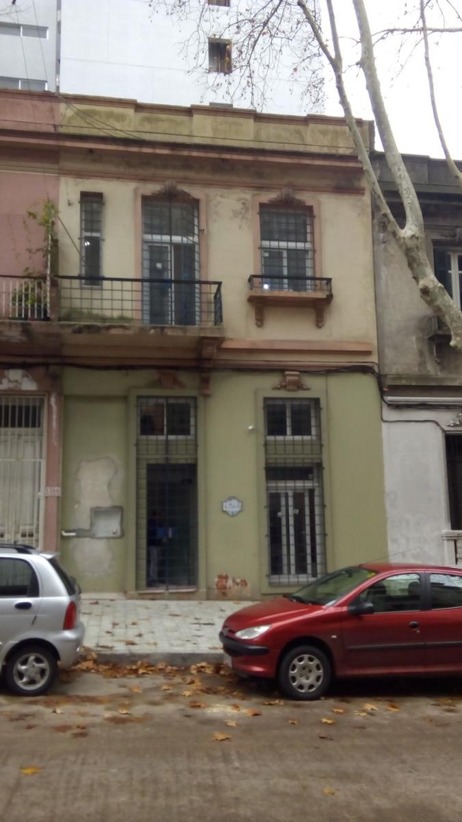 venta edificio 3 aptos para renta en pleno pocitos