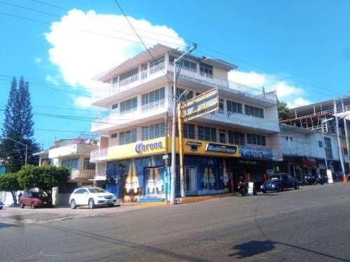 venta edificio con departamentos y locales comerciales en acapulco