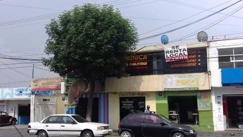 venta edificio con locales comerciales av. juarez esq. paseo tollocan toluca