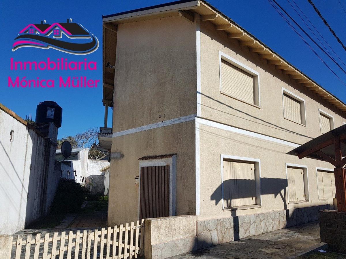 venta: edificio en block  + casa  - paseo 124  c/av.3