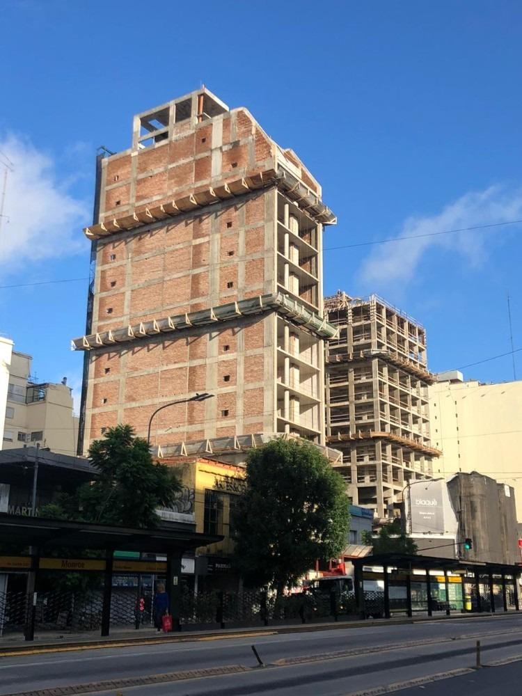 venta edificio en construcción  belgrano