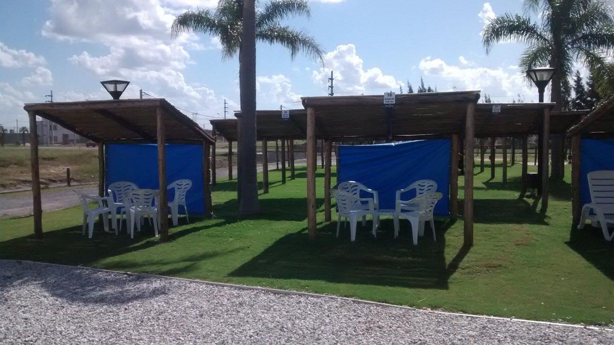 venta en barrio abierto tierra de sueños 3 roldan. lote de 360 m2. entrega inmediata.