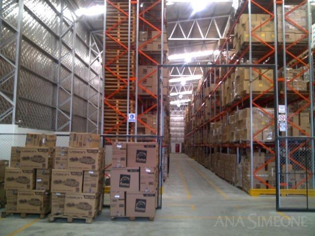 venta en block c/ renta: complejo cerrado industrial y logístico. predio de 2 ha.