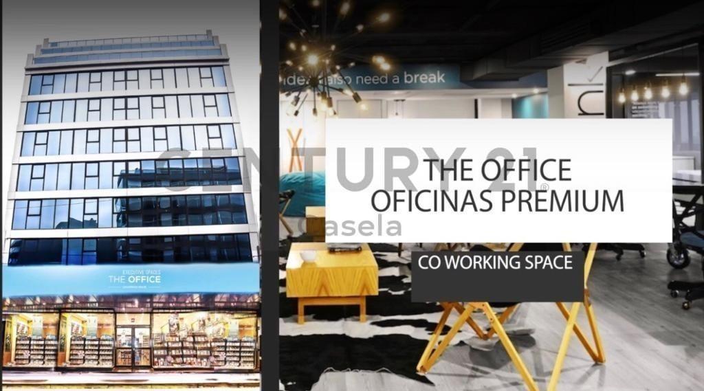 venta en block edificio de oficinas a estrenar nuñez