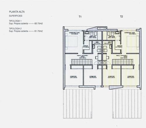 venta en pozo casa 4 ambientes, financiada - hanami park, puerto escondido, nordelta