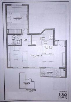venta en pozo departamento 3 ambientes lanus este (065)