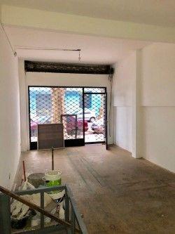 venta en villa crespo, local con vidriera 3,80 x 8 mts.   so