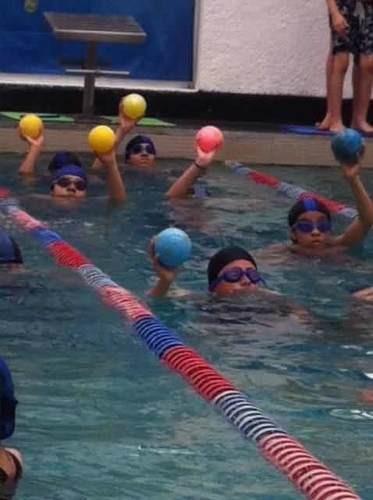 venta escuela de natación en taxqueña
