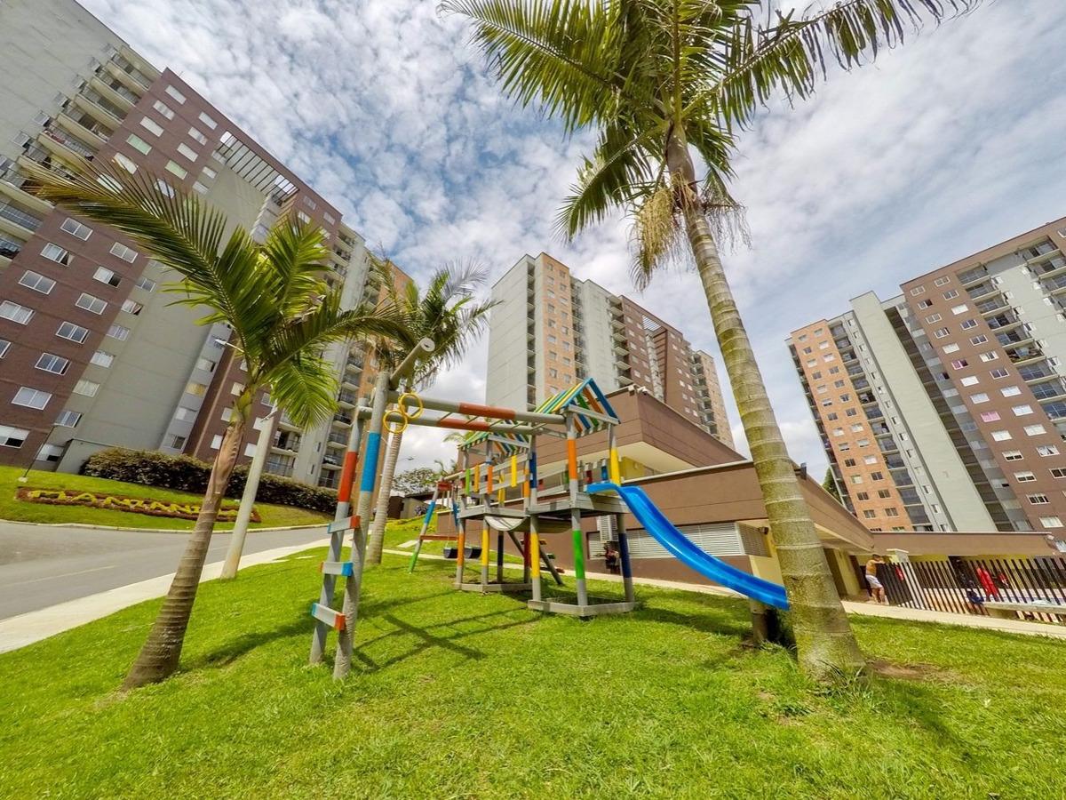 venta espectacular apartamento en rionegro urb. manzanillos