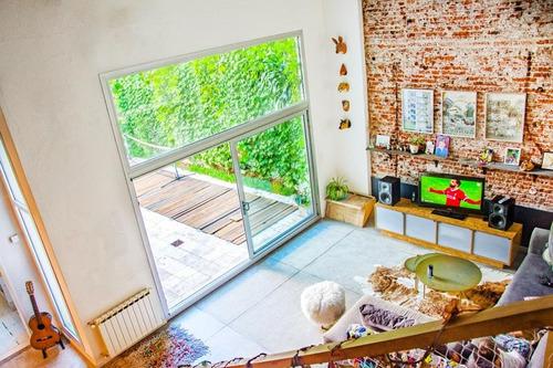 venta estilo casa serrano al 1100 con pileta propia- soñado!
