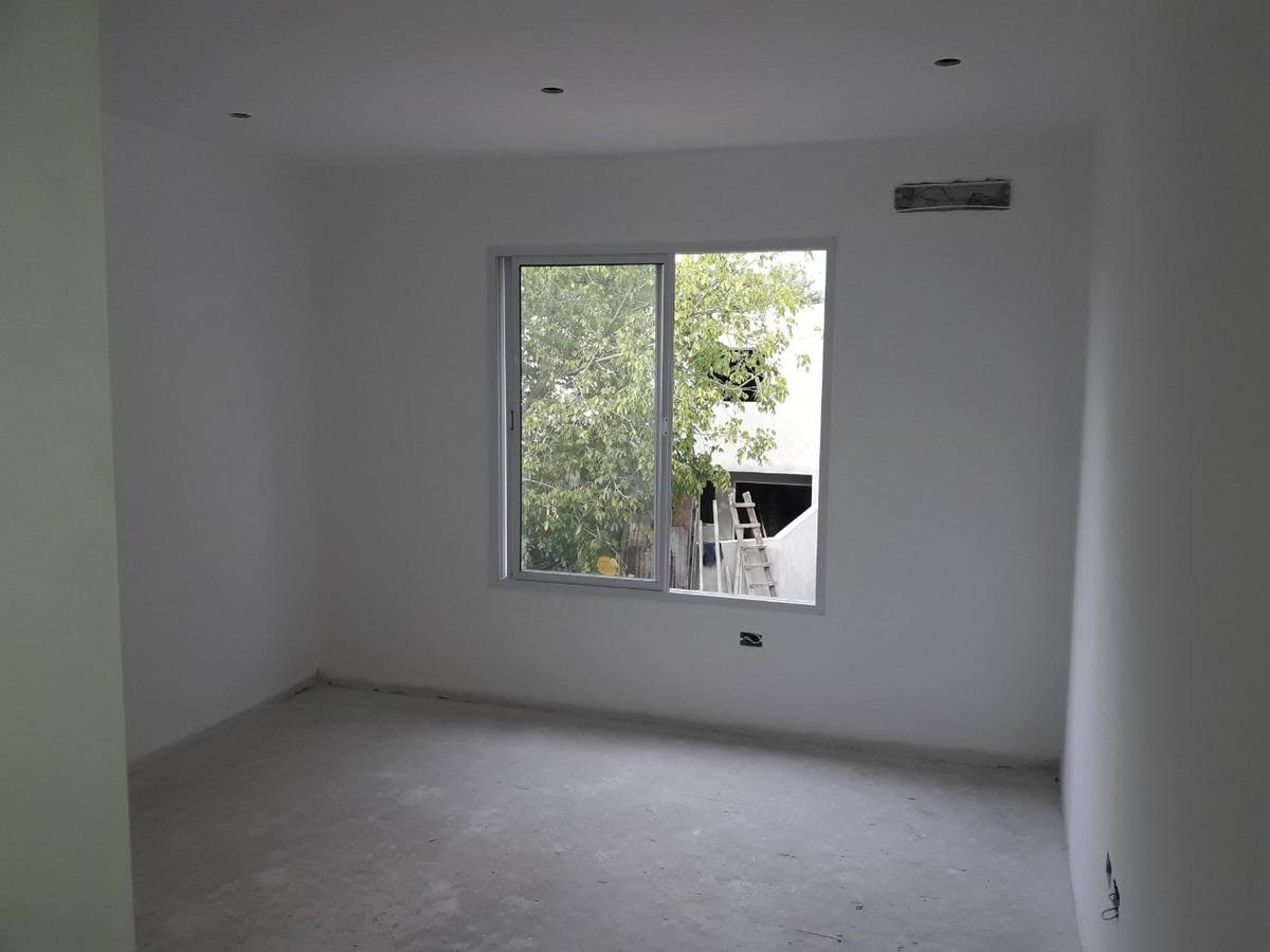 venta estrenar duplex  3 amb, cochera patio . ituzaingo