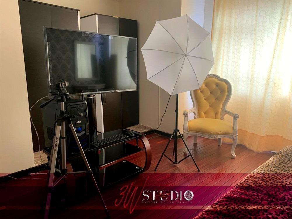 venta estudio webcam bogota