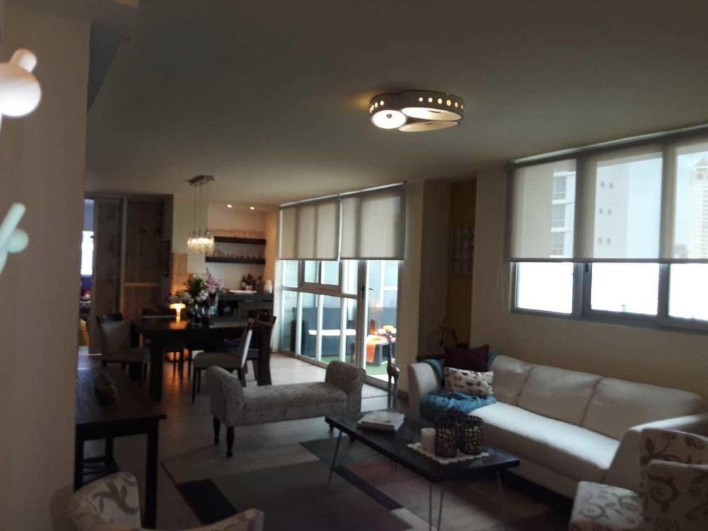 venta excelente apartamento en bella vista panama