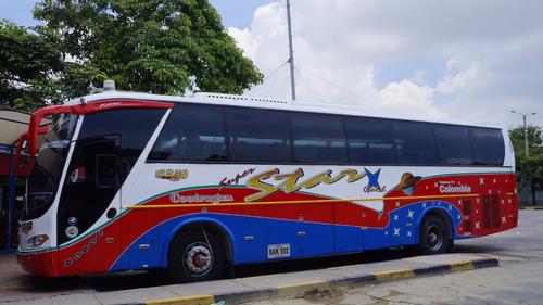 venta excelente bus chevrolet lv 2007