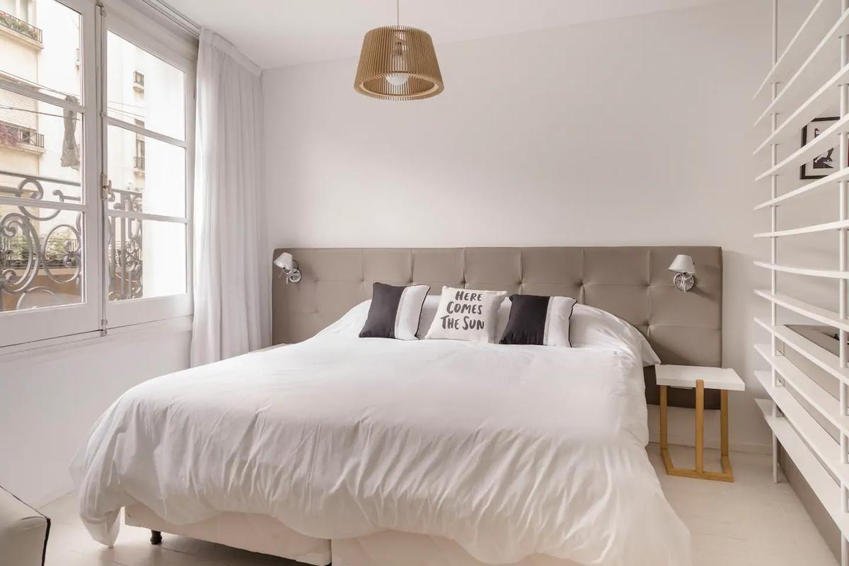 venta excelente monoambiente 46,49 m² amoblado con amenities en recoleta