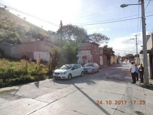 venta excelente terreno en  santa cruz tlapacoya, ixtapaluca