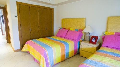 venta exclusivo departamento en las olas, acapulco