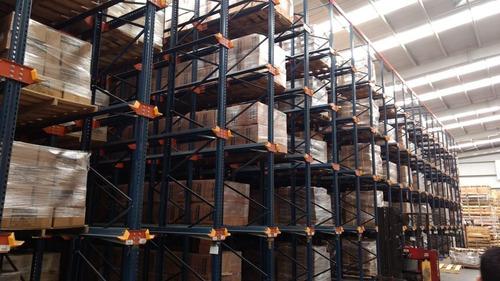 venta, fabricación e instalación de racks.