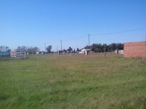 venta financiada terrenos escobar pesos 120 cuotas
