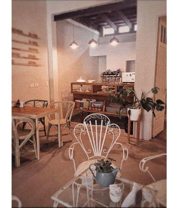 venta fondo de comercio cafe centro bella vista