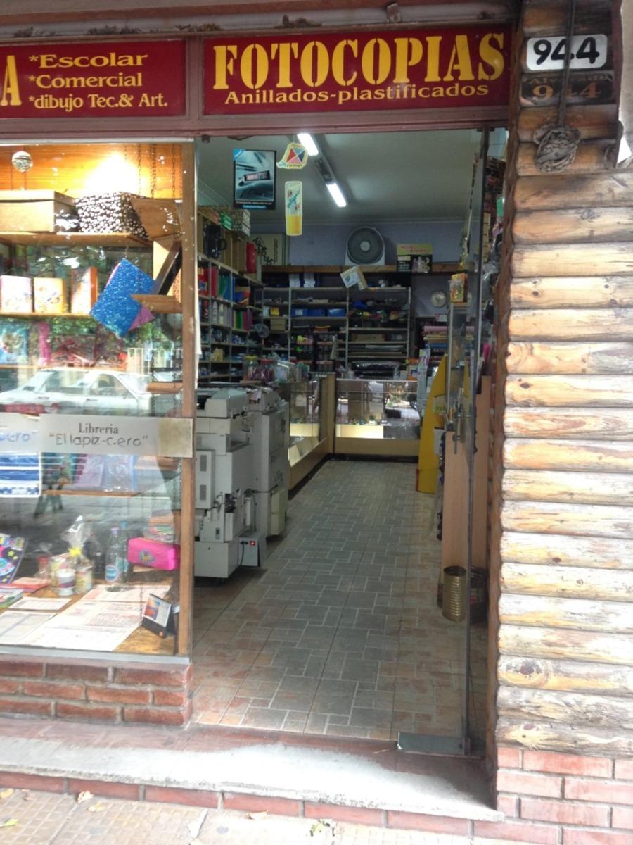 venta fondo de comercio libreria ramos mejia