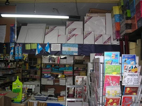 venta fondo de comercio librería san isidro centro