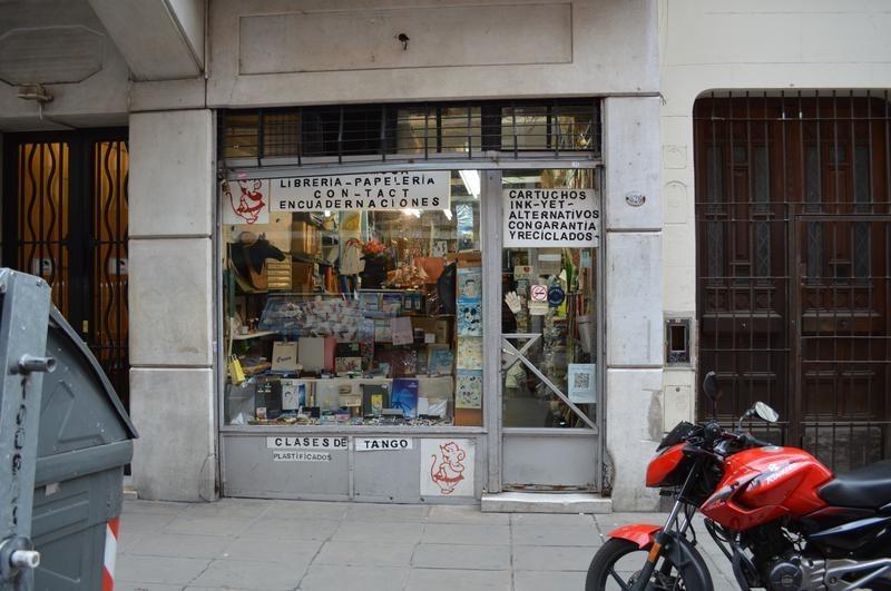 venta fondo de comercio librería tribunales