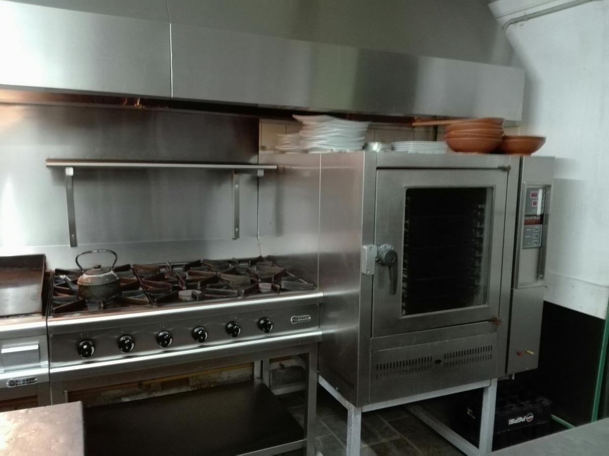 venta fondo de comercio restaurante city bell 100 cubiertos