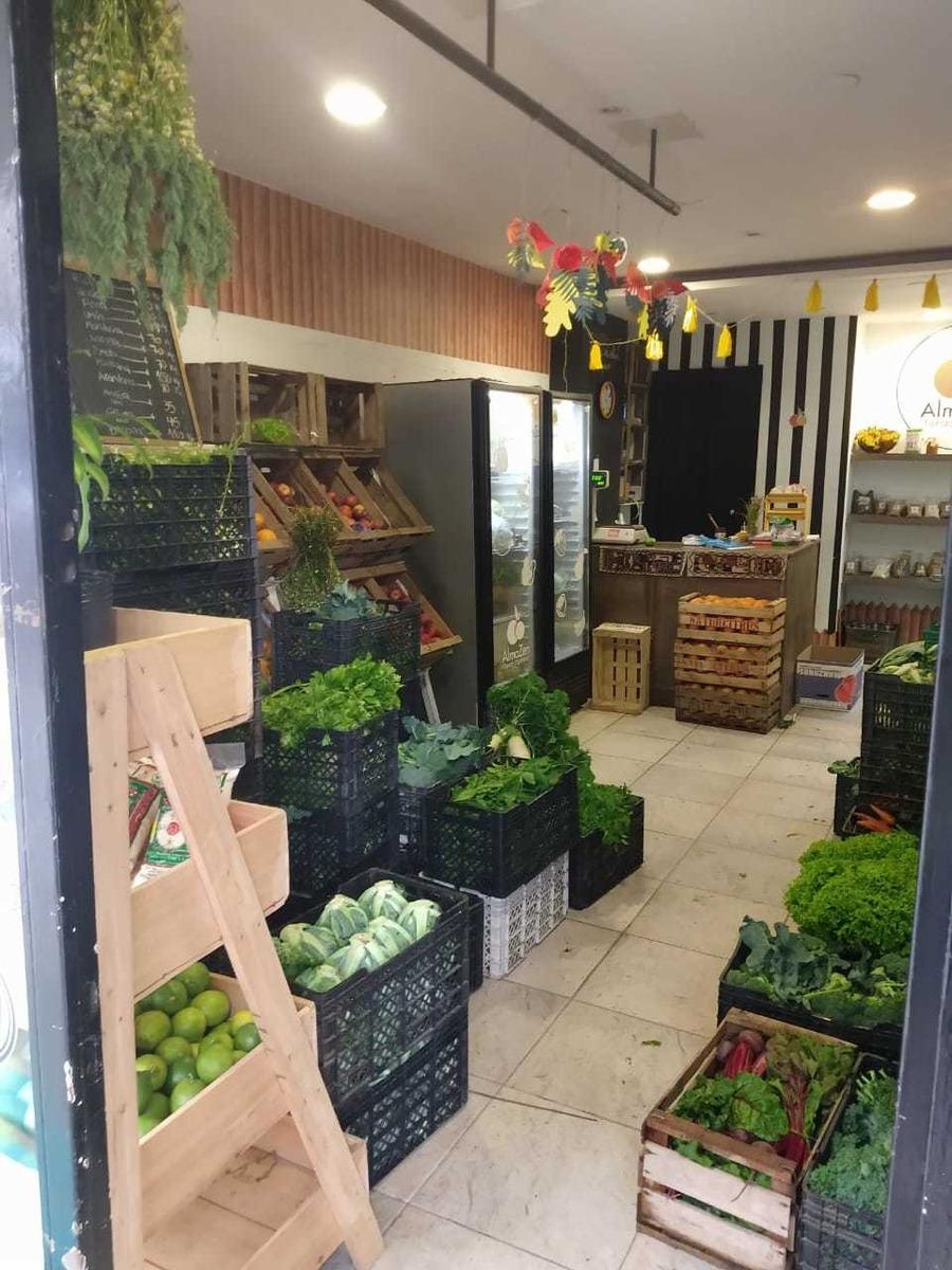 venta fondo de comercio tienda organica